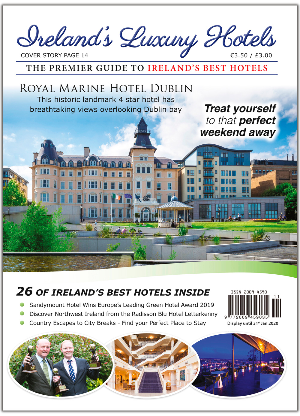 Ireland's Luxury Hotels
